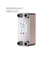 مبدل حراري لوحي هباكو موديل HP-1800