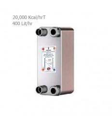 مبدل حرارتی صفحه ای هپاکو مدل HP-40