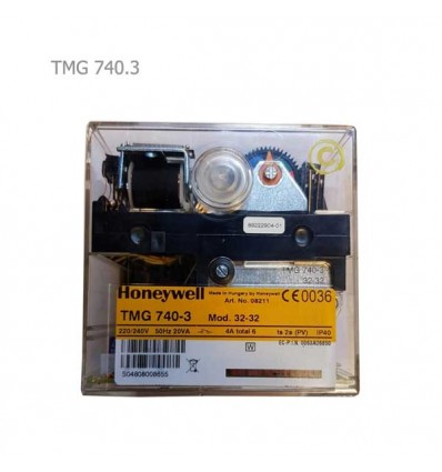 رله دوگانه سوزهانیول TMG 740-3