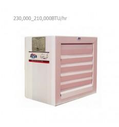 يونيت هيتر آبگرم تهویه آریا مدل TU 200 W
