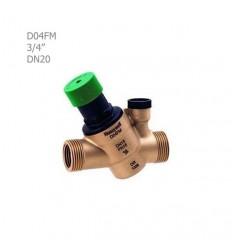 شیر فشار شکن بدون فیلتر هانیول مدل D04FM-3/4