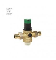 شیر فشار شکن فیلتردار هانیول مدل D06F-3/4