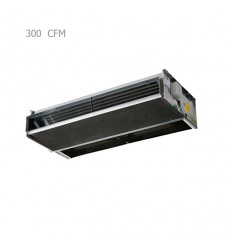 فن کویل سقفی تهویه بدون کابینت با پلنیوم و فیلتر
