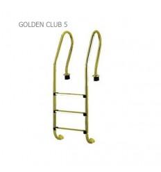 نردبان استخر هایپرپول مدل GOLDEN Club 5