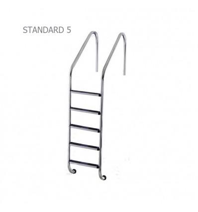 پله استخر هایپرپول مدل 5 Standard