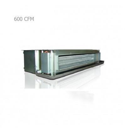فن کویل سقفی توکار GL مدل GLKT3-600