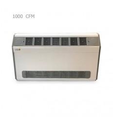 فن کویل زمینی دکوراتیو دماتجهیز مدل DT.GFC1000