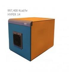 دیگ چدنی لوله و ماشین سازی ایران (MI3) مدل Hyper-14
