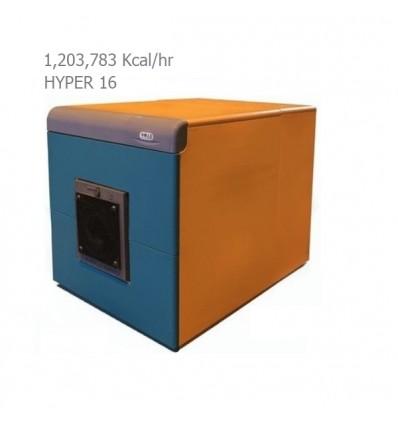دیگ چدنی لوله و ماشین سازی ایران (MI3) مدل Hyper-16