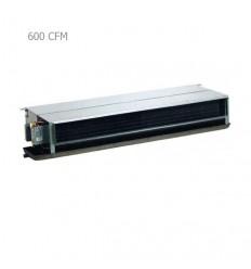 فن کویل سقفی توکار میدیا با کویل سه ردیفه مدل MKT3-600