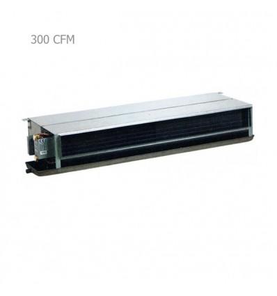 فن کویل سقفی توکار میدیا با کویل سه ردیفه مدل MKT3-300