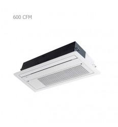 فن کویل کاستی یک طرفه میدیا مدل MKC-600