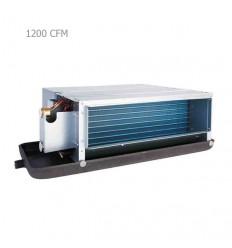 فن کویل سقفی توکار کانالی هایسنس مدل HFP-204WA