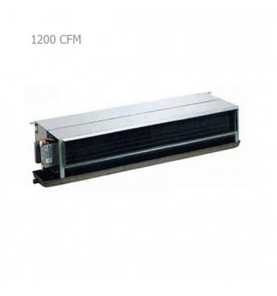 فن کویل سقفی توکار میدیا با کویل سه ردیفه مدل MKT3H-1200
