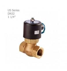 """شیر برقی بخار یونیدی (UNID) سری US سایز """"1/4 1"""