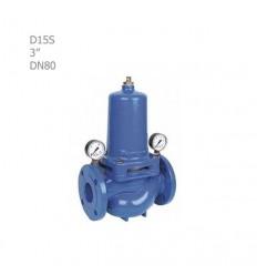شیر فشارشکن فلنجی هانیول مدل D15S-80