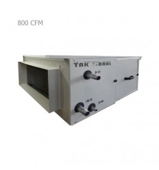 فن کویل کانالی تک سارال مدل 800 CFM