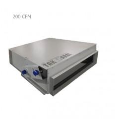 فن کویل سقفی توکار تک سارال مدل TS-CF-200