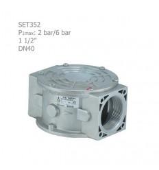 """فیلتر گازی ستاک دنده ای """"1/2 1 مدل SET352"""
