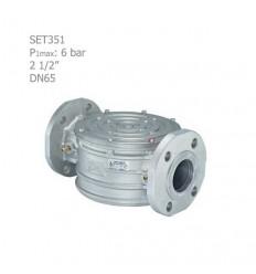 """فیلتر گازی ستاک فلانجی """"1/2 2 مدل SET351"""