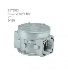 """فیلتر گازی ستاک دنده ای """"2 مدل SET352X"""