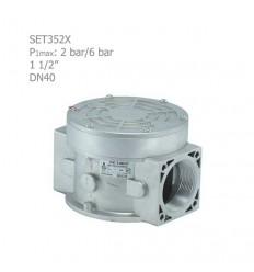 """فیلتر گازی ستاک دنده ای """"1/2 1 مدل SET352X"""