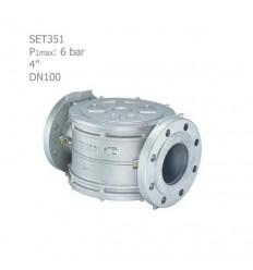 """فیلتر گازی ستاک فلانجی """"4 مدل SET351"""