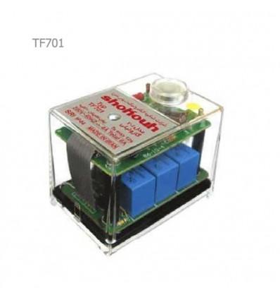 رله گازوئیلی شکوه مدل TF701
