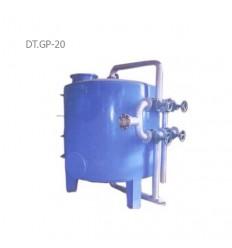فیلتر شنی استخر گالوانیزه(فلزی) دماتجهیز مدل DT.GP-20