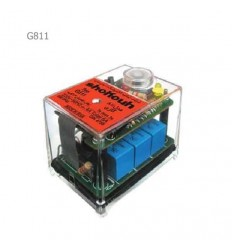 رله دوگانه سوز شکوه مدل G811