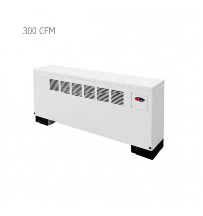 فن کویل زمینی روبرو زن ساران مدل FRFCFE-300