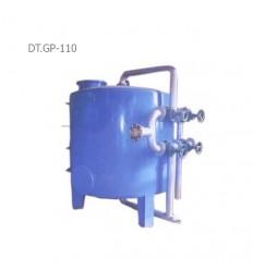 فیلتر شنی استخر گالوانیزه(فلزی) دماتجهیز مدل DT.GP-110