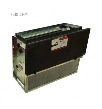 فن کویل سقفی بدون کابین تهویه آریا مدل TAFC-600