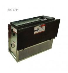 فن کویل سقفی بدون کابین تهویه آریا مدل TAFC-800