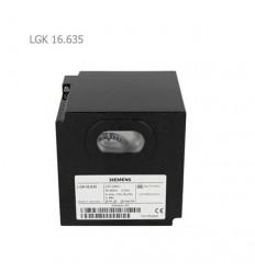 رله زیمنس مشعل دوگانه سوز مدل LGK 16.635