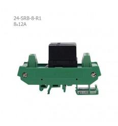 برد رله تک کنتاکت 12A رایان مدل 24SRB-8-R1