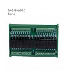 رله برد تک کنتاکت 5A رایان مدل 24SRB-16-R0