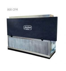 فن کویل سقفی بدون کابین سارایئل مدل SNFC800