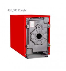 Chauffagekar Turbo 12-Blade Cast Iron Boiler