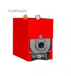 Chauffagekar Super 300-8 Cast-Iron Boiler