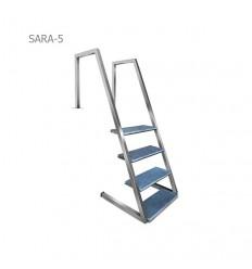 نردبان استخر آکوامارین SARA-5