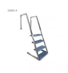 نردبان استخر آکوامارین SARA-4