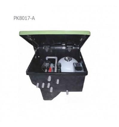 پکیج دفنی تصفیه آب استخر هایپرپول PK8017-A