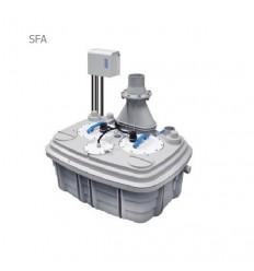 پکیج اتوماتیک انتقال فاضلاب بهداشتی SFA