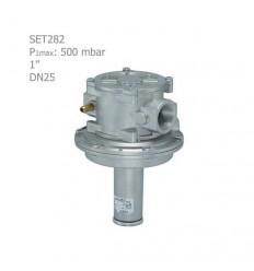 """رگلاتورکنترل نسبت هوا و گاز ستاک دنده ای """"1 مدل SET282"""