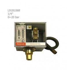 پرشر سوئیچ هانیول تدریجی مدل L91B1068