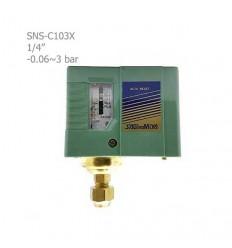 پرشر سوئیچ ساگینومیا (SAGINOMIYA) مدل SNS-C103X