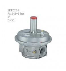 """رگلاتور گازی ستاک دنده ای """"2 مدل SET252H"""