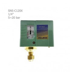 پرشر سوئیچ ساگینومیا (SAGINOMIYA) مدل SNS-C120X