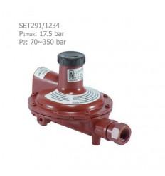 رگلاتور گاز مایع ستاک مدل SET291/1234